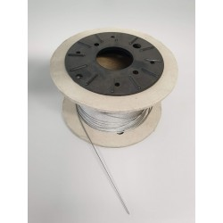 CABLE TRACTEUR INOX 2MM
